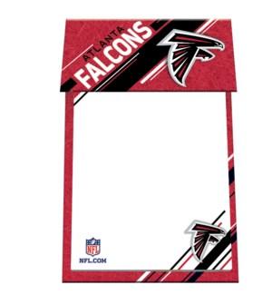NOTEPAD/Atlanta Falcons