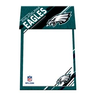 NOTEPAD/Philadelphia Eagles