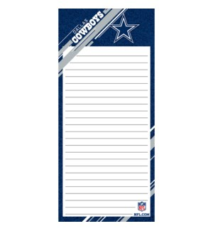 LISTPAD/Dallas Cowboys