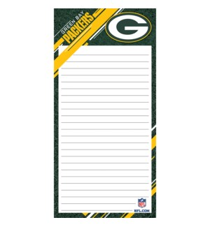 LISTPAD/Green Bay Packers
