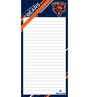 LISTPAD/Chicago Bears