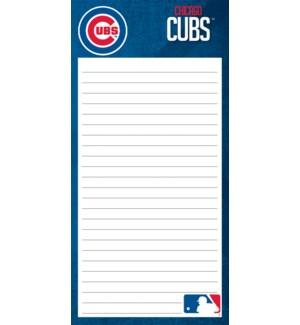 LISTPAD/Chicago Cubs
