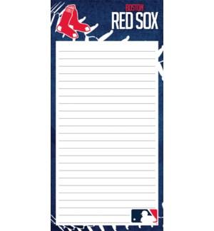 LISTPAD/Boston Red Sox