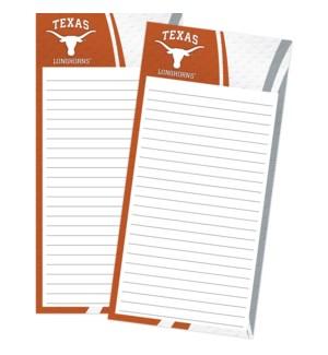 LISTPAD/Texas Longhorns
