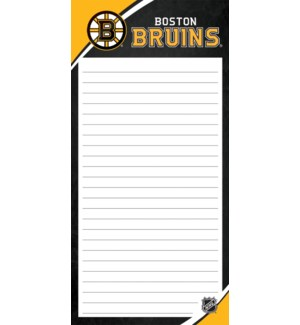 LISTPAD/Boston Bruins