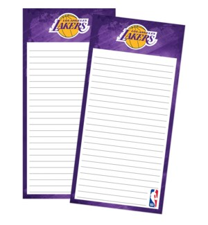 LISTPAD/Los Angeles Lakers