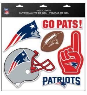 GELCLING/New England Patriots