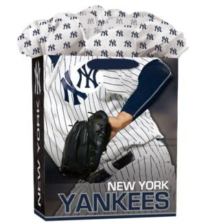 LGGOGOBAG/New York Yankees