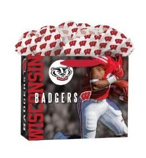 MDGOGOBAG/Wisconsin Badgers