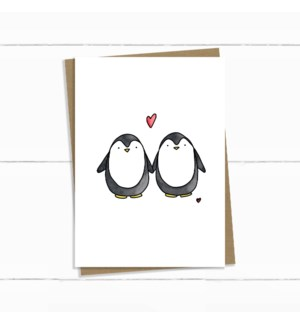 ROB/Penguins In Love