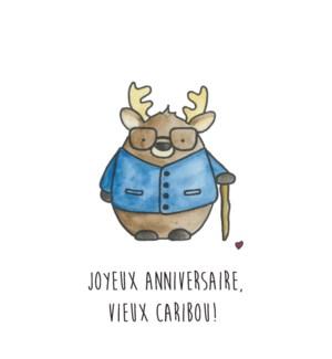 BF/Vieux Caribou!