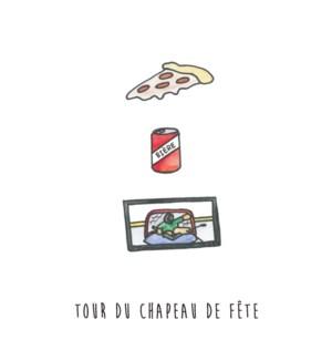 BF/Tour Du Chapeau De Fête