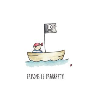 BF/Parrrrrrrty!
