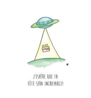 BF/J'espère Que Ta Fête Sera