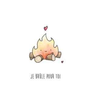AN/Je Brule Pour Toi