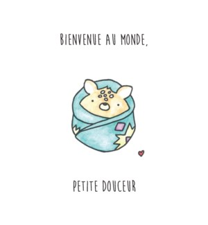 NB/Bienvenue Au Monde, Petite