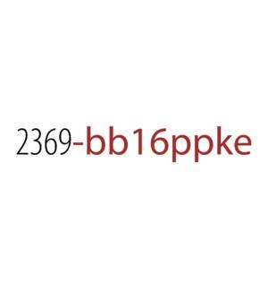 PPKE/Baun Top 16 No Disp*