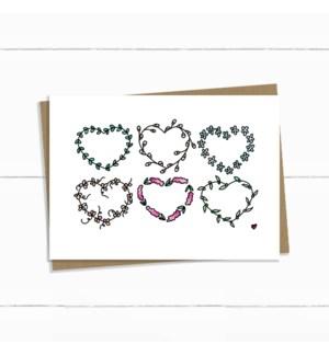EDB/Six Vine Hearts