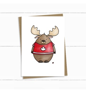 BD/Moose In Canada T-Shirt