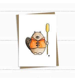ED/Paddling Beaver