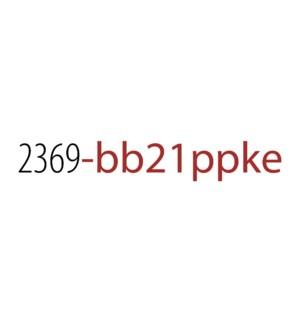 PPKE/Baun Top 21 No Disp*