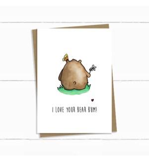 RO/I Love Your Bear Bum