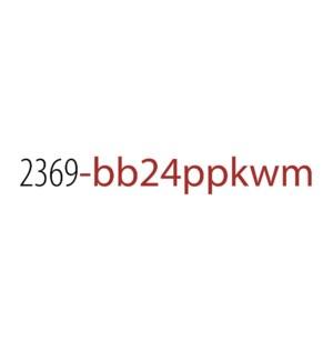 PPKW/Baun 24 (Multi) No Disp*