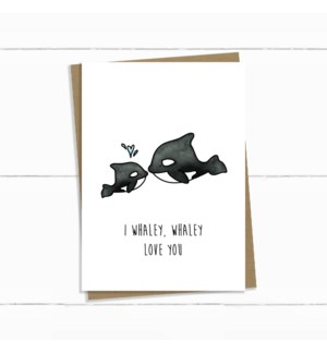 RO/Whaley Love You Orcas