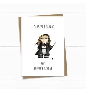 BDB/Hermione Birthday