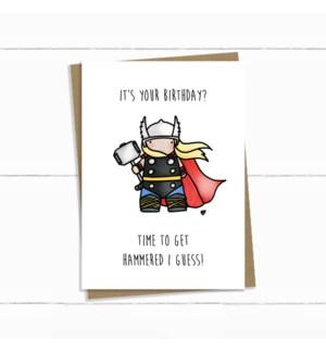 BDB/Thor Birthday