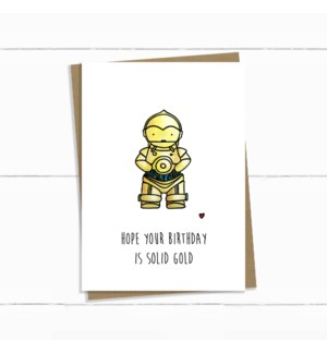 BDB/C3PO Birthday