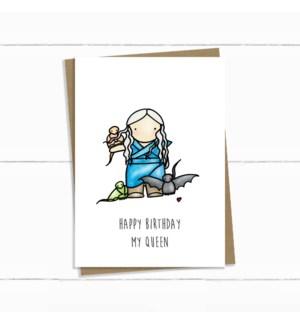 BDB/Khaleesi Birthday