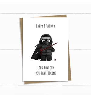 BDB/Kylo Ren Birthday