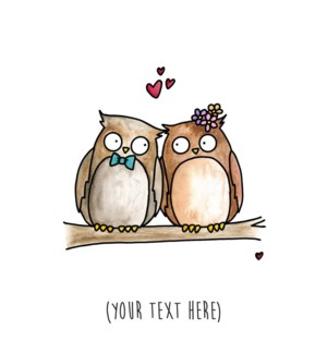 ROB/Owls In Love