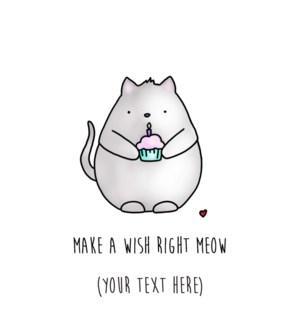 BD/Make A Wish Right Meow