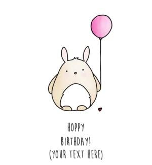 BD/Hoppy Bunny