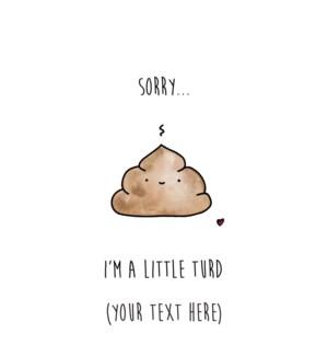 AP/I'm A Little Turd