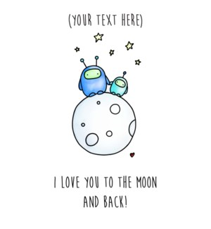 ED/Moon And Back