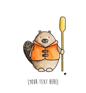 EDB/Paddling Beaver