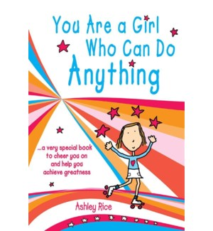 BOOK/You Are A Girl Who Can