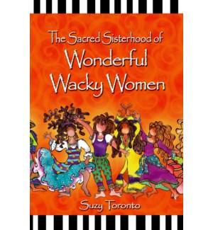 BOOK/Wonderful Wacky Women