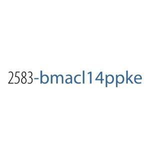PPKE/BMA Class Top 14 No Disp*