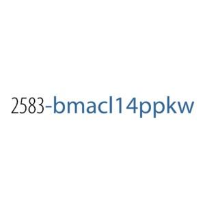 PPKW/BMA Class Top 14 No Disp*