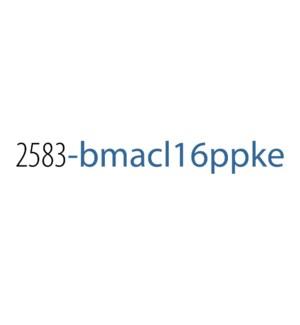 PPKE/BMA Class Top 16 No Disp*