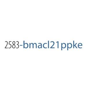 PPKE/BMA Class Top 21 No Disp*
