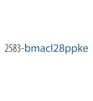 PPKE/BMA Class Top 28 No Disp*