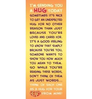 BM/I'M Sending You A Hug Today