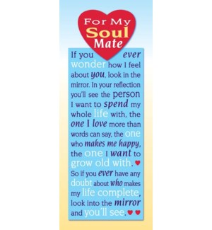 BM/For My Soul Mate