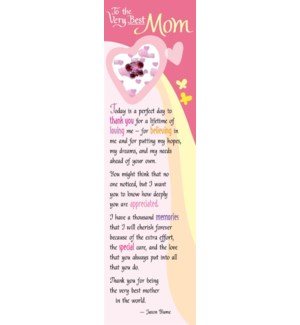 BM/To The Very Best Mom