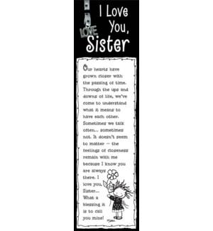 BM/I Love You Sister